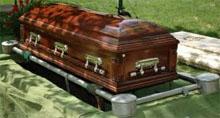 Coffins and Caskets